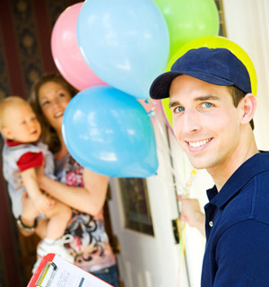Balloon Delivery in Arvada, Denver Metro, Golden, Wheat Ridge, Westminster, Lakewood